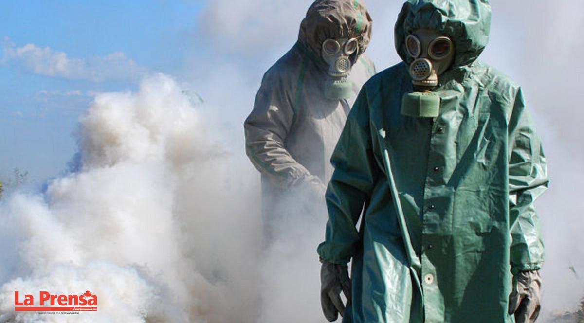 Gobierno sirio asegura que destruyeron armas químicas