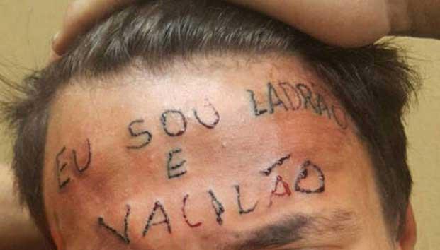 Linchamientos Brasil