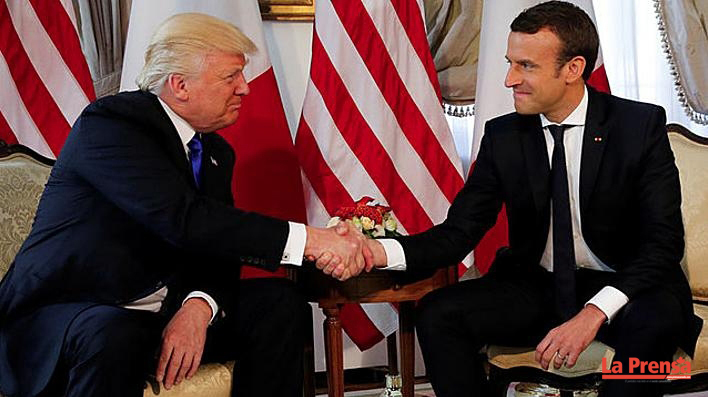 """Estados Unidos y Francia mantienen una relación """"inquebrantable"""""""