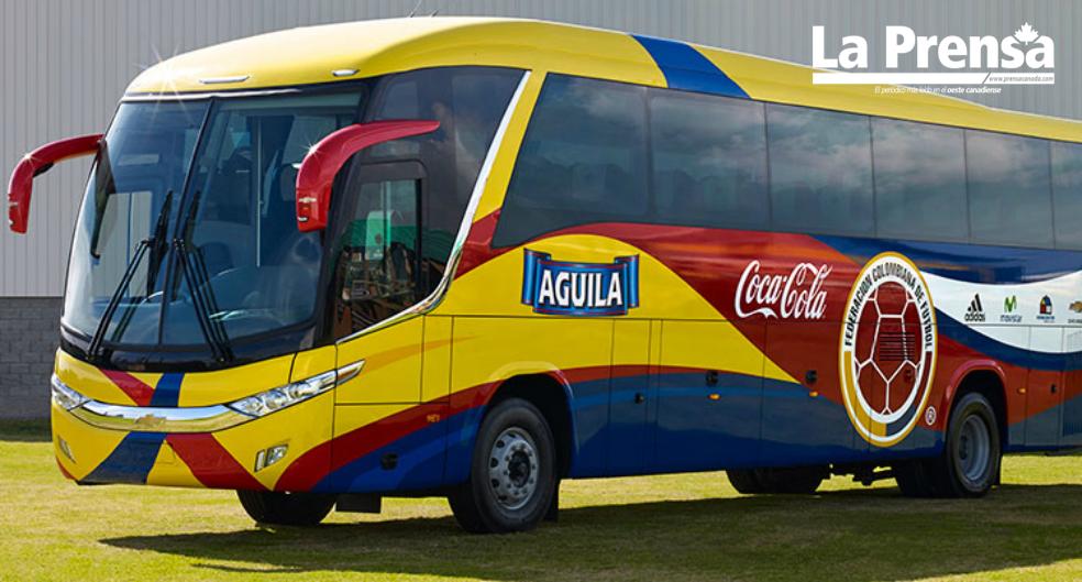 Colombia llegará a Venezuela en bus