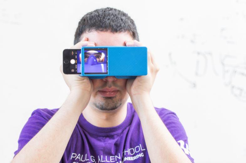Biliscreen app para detectar cancer