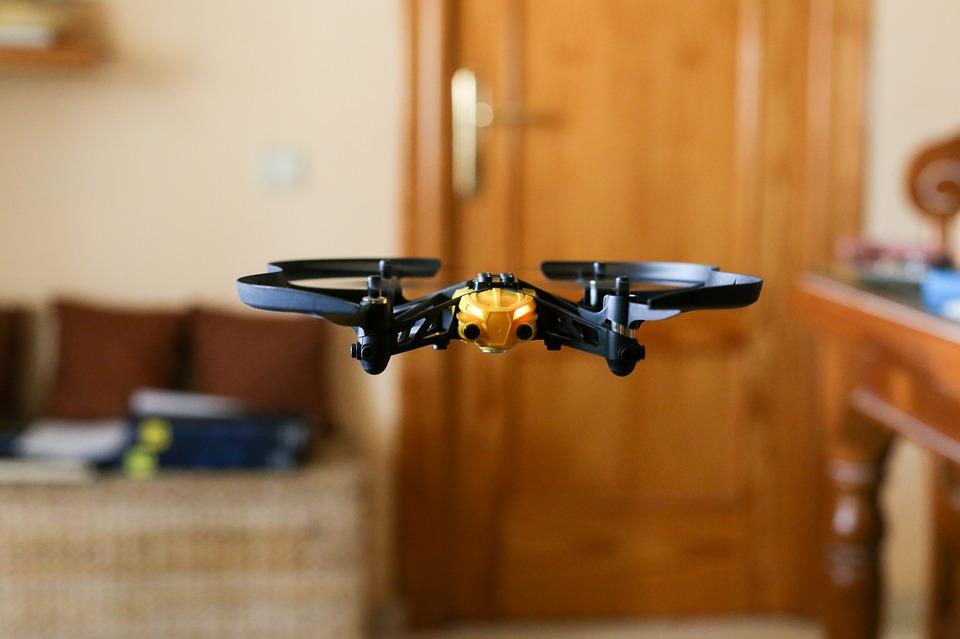 drones modelo 3d