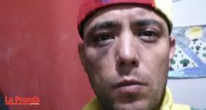 Periodista denuncia secuestro y tortura por parte Gobierno de Nicolás Maduro