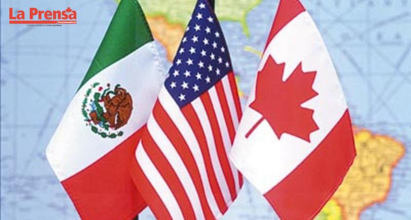 """Canadá ve """"difícil"""" llegar a un acuerdo con EEUU sobre el TLCAN"""
