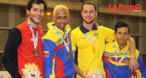 Venezuela suma 76 medallas durante Los Juegos Bolivarianos Santa Marta 2017