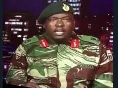 Ejército de Zimbabue niega golpe de Estado, a pesar de que Mugabe está bajo su custodia