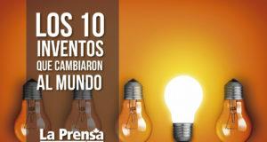 Los 10 inventos que cambiaron al mundo