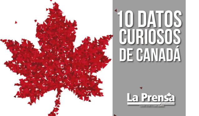 10 datos curiosos de Canadá