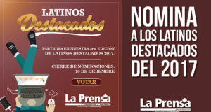 Nomina a los latinos destacados del 2017