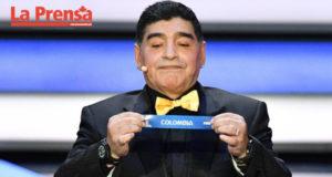 Colombia es parte del grupo H del Mundial de Fútbol Rusia 2018