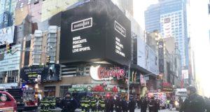 Detenido sospechoso de explosión en estación de autobuses de Nueva York