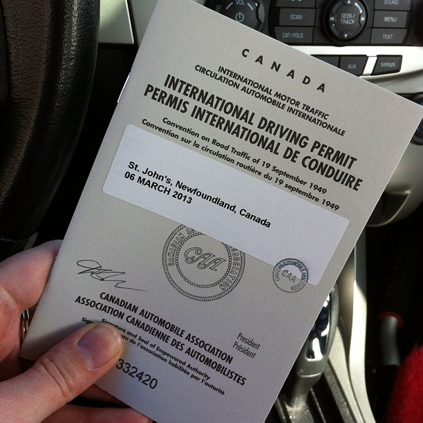 How to get a car broker license in ontario