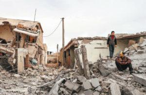 Ataques aéreos gubernamentales dejan al menos 260 muertos en Siria