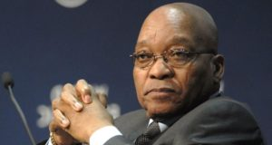 Presidente sudafricano Jacob Zuma renuncia en medio de la presión política