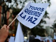 Crisis en el proceso de paz en Colombia
