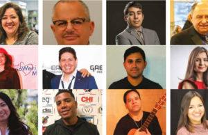 Latinos destacados 2017
