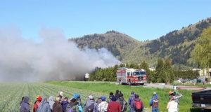 Trabajadores agrícolas mexicanos afectados por incendio en Abbotsford