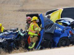 3 muertos en colisión al noreste de Calgary