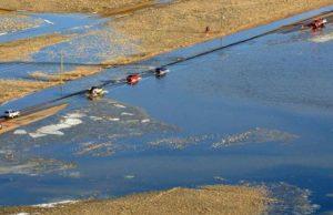 Advertencias de inundación emitidas para varios municipios de Alberta