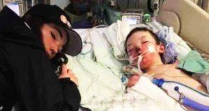 En condición crítica se encuentra un niño en B.C. que fue hospitalizado por presunta gripe