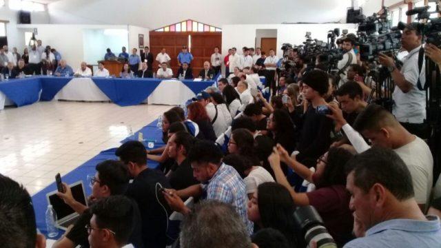 Diálogo Nicaragua