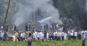 Al menos 100 muertos en tragedia aeronáutica en Cuba