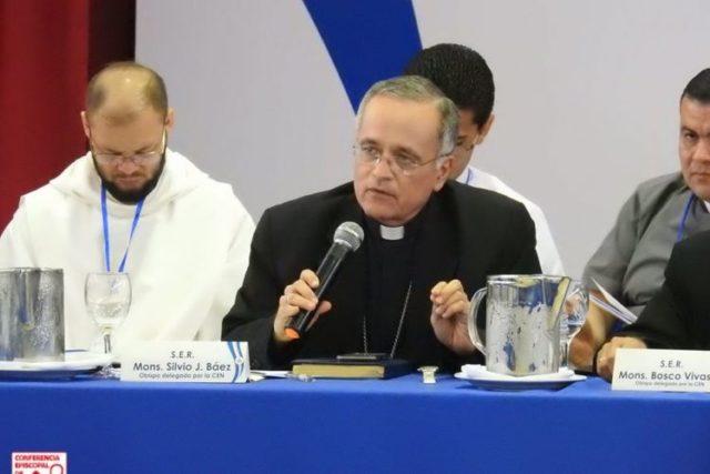 Monseñor Silvio Baez Nicaragua