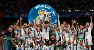 Real Madrid Europa