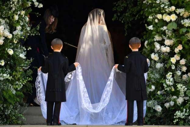 Entrada de la novia a la iglesia