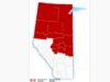 Environment Canadá emite alerta de calor para el norte y centro de Alberta