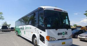 Banff aumenta las opciones de transporte interno para reducir autos en el parque nacional