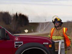 Arrestan a un hombre vinculado con los 3 incendios al noreste de Edmonton