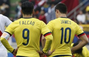 Falcao, James, Pekerman
