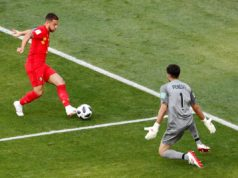 Bélgica - Panamá Hazard