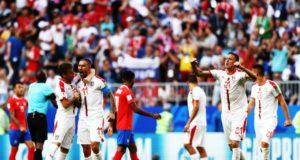Costa Rica - Serbia