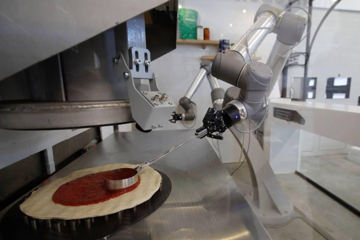 Encantador Reanudar Fabricante De Pizza Ornamento - Colección De ...