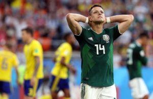 Mexico gracias Corea