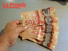 Dólar canadiense cae luego de los ataques de Trump contra contra Canadá y el primer ministro Justin Trudeau.