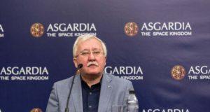 Asgardia, la nación del espacio, proclama a su primer Jefe de Estado