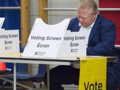 Elecciones en Ontario: algunos votantes informan problemas con máquinas de votación accesibles