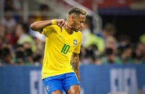 Neymar estelar