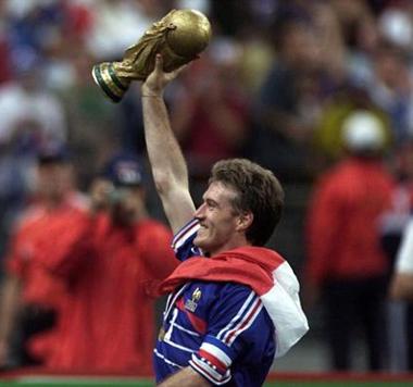 Didier Deschamps historia