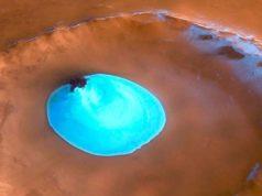 Marte tiene agua líquida debajo de su superficie, según nuevos datos