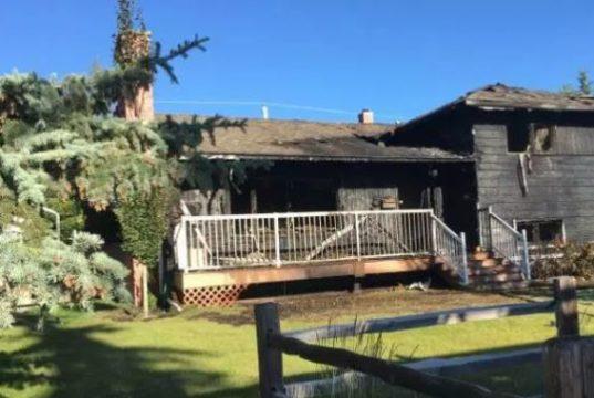 Policía de Calgary investiga indicios de un incendio intencionado