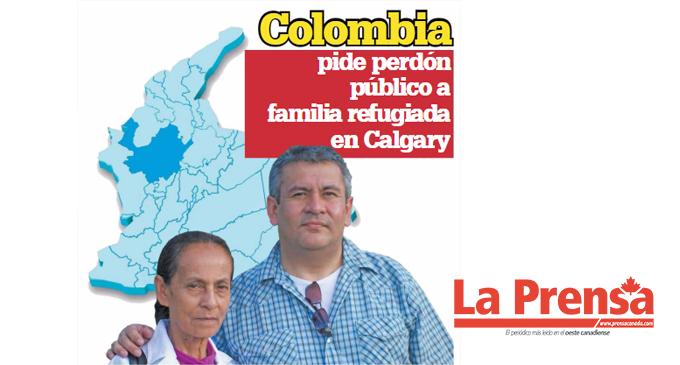 colombia pide perdon