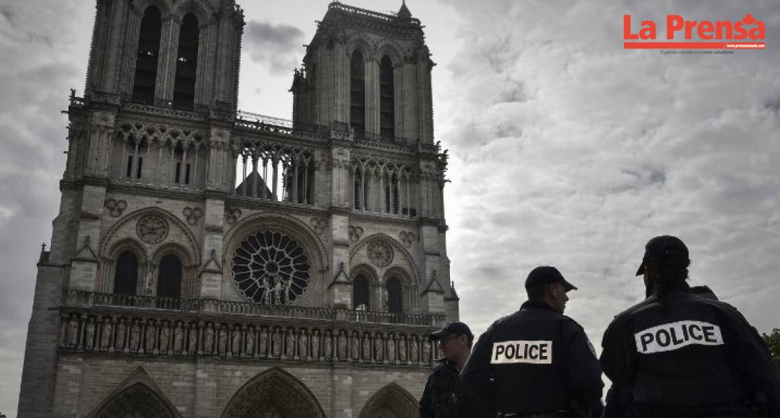 Catedral de Notre Dame lugar de ataque
