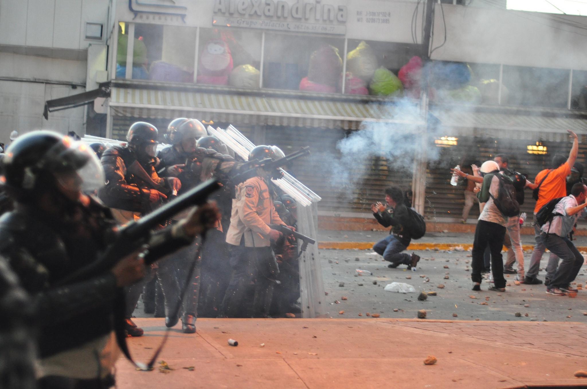 Abusos en Venezuela