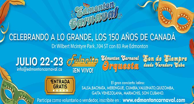 Edmonton Carnaval