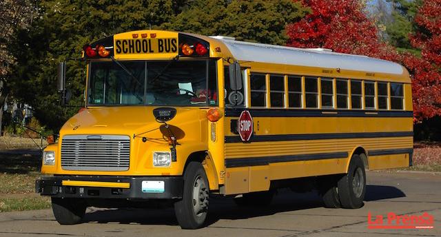 Transporte escolar Calgary