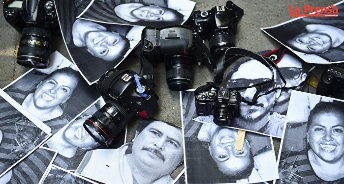 44 periodistas han sido asesinados en México durante la presidencia de Peña Nieto